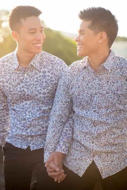 dịch vụ chụp ảnh cặp đôi đồng tính