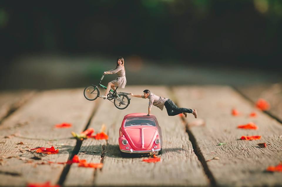Phong cách chụp ảnh cưới độc lạ 2018 lavender studio