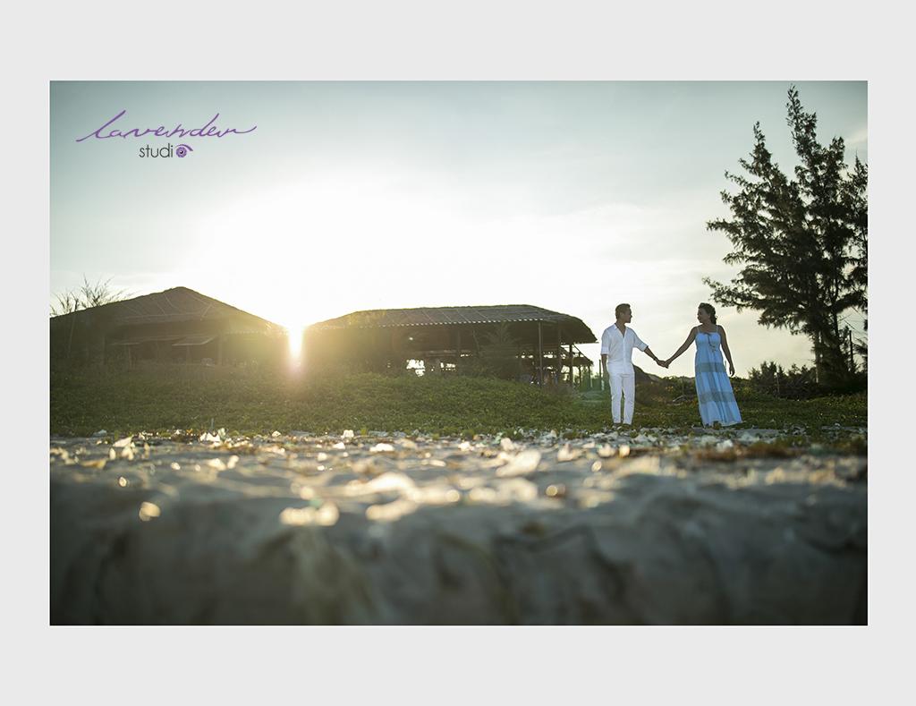 phim trường chụp hình cưới tại Phan Thiết