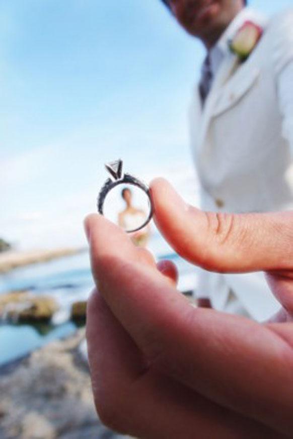 25 ý tưởng chụp ảnh ngày cưới nên thử (17)