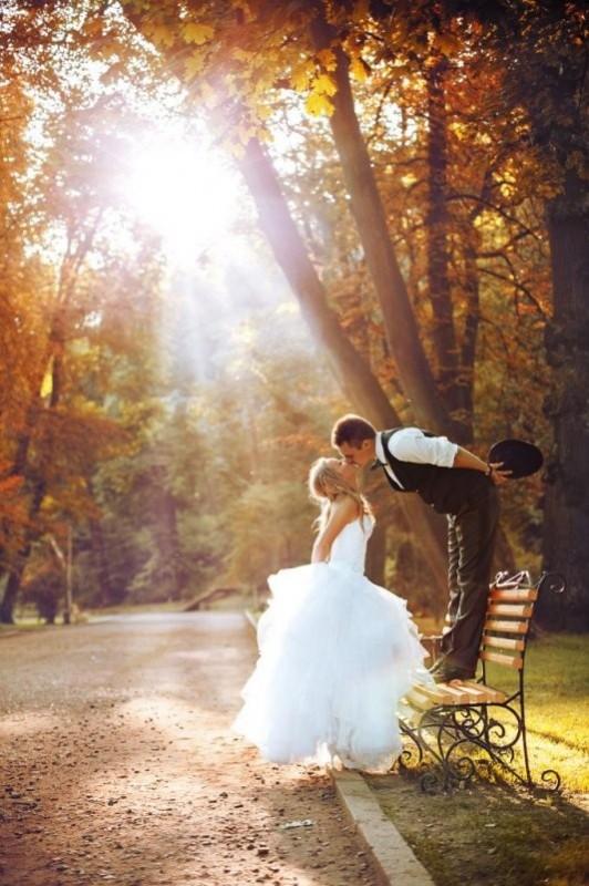 25 ý tưởng chụp ảnh ngày cưới nên thử (20)