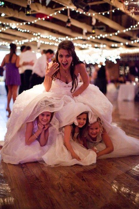 25 ý tưởng chụp ảnh ngày cưới nên thử (21)