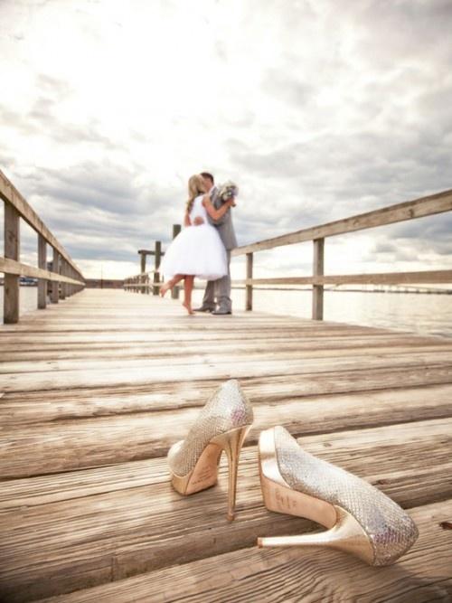 25 ý tưởng chụp ảnh ngày cưới nên thử (22)