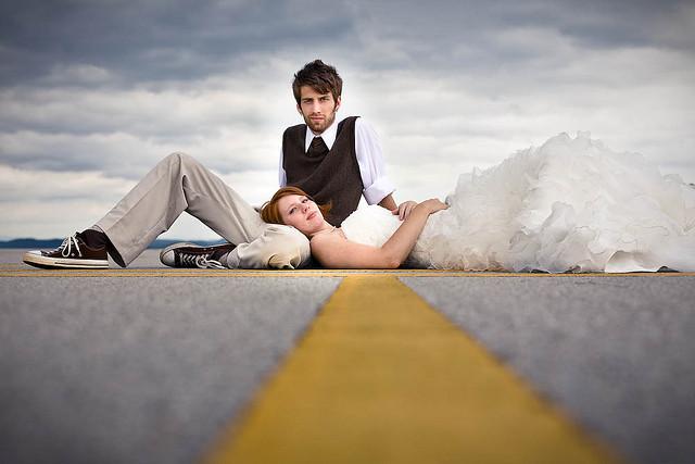25 ý tưởng chụp ảnh ngày cưới nên thử (3)