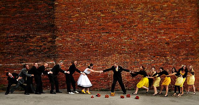 25 ý tưởng chụp ảnh ngày cưới nên thử (9)