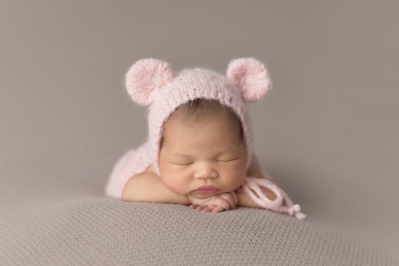 chụp hình cho baby mới ra đời Lavender