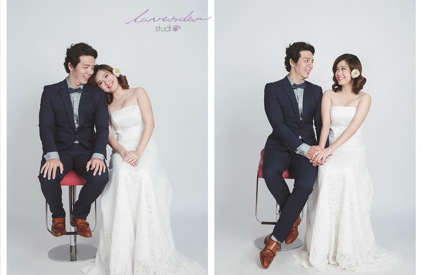 Dịch vụ chụp hình cưới tại Studio
