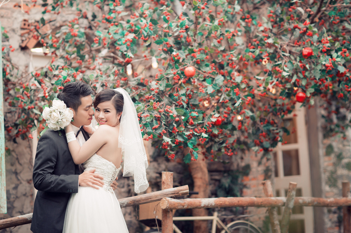 8 tư thế chụp ảnh cưới 1
