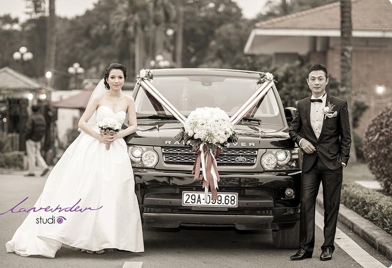 Đám cưới MC Anh Tuấn - Hồng Nhung