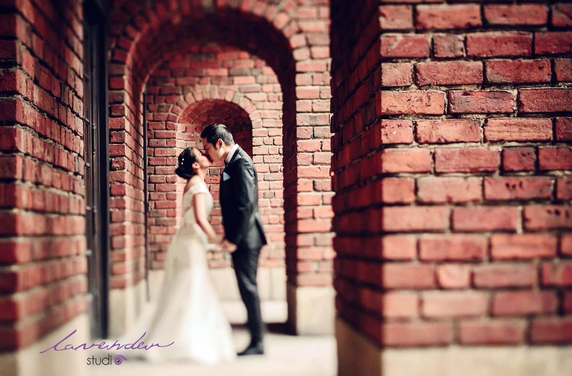 chụp hình cưới ngoại cảnh với Lavender
