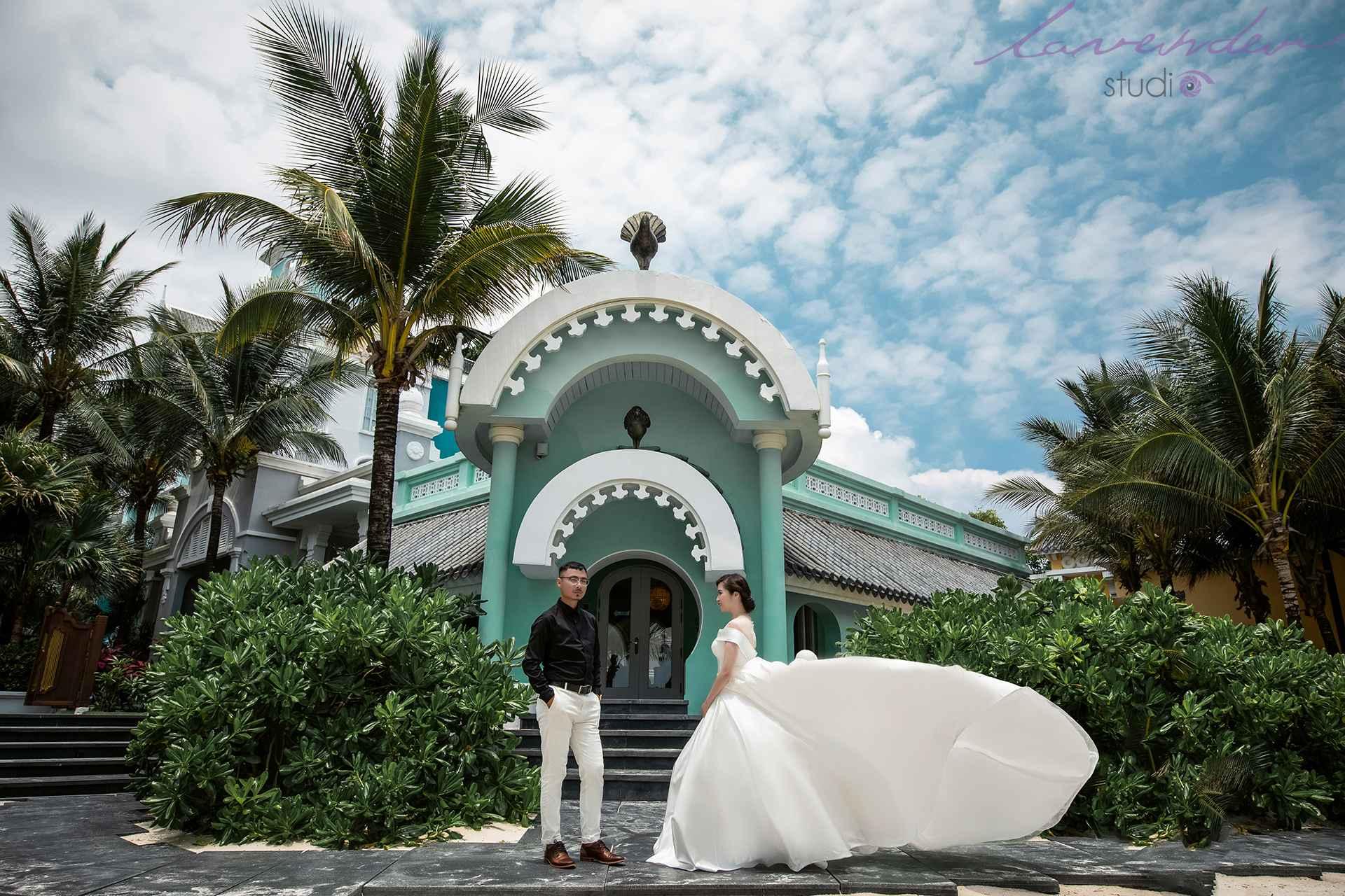 chụp hình cưới kết hợp du lịch Phú Quốc