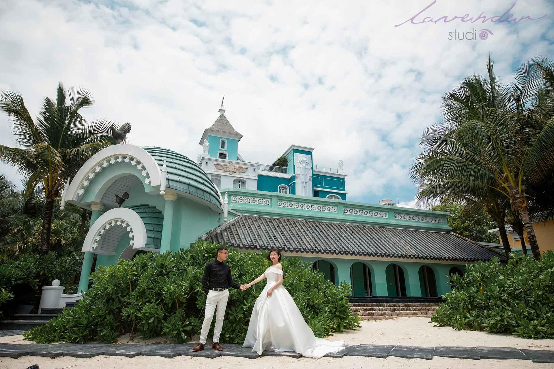 tour chụp hình cưới kết hợp du lịch Phú Quốc