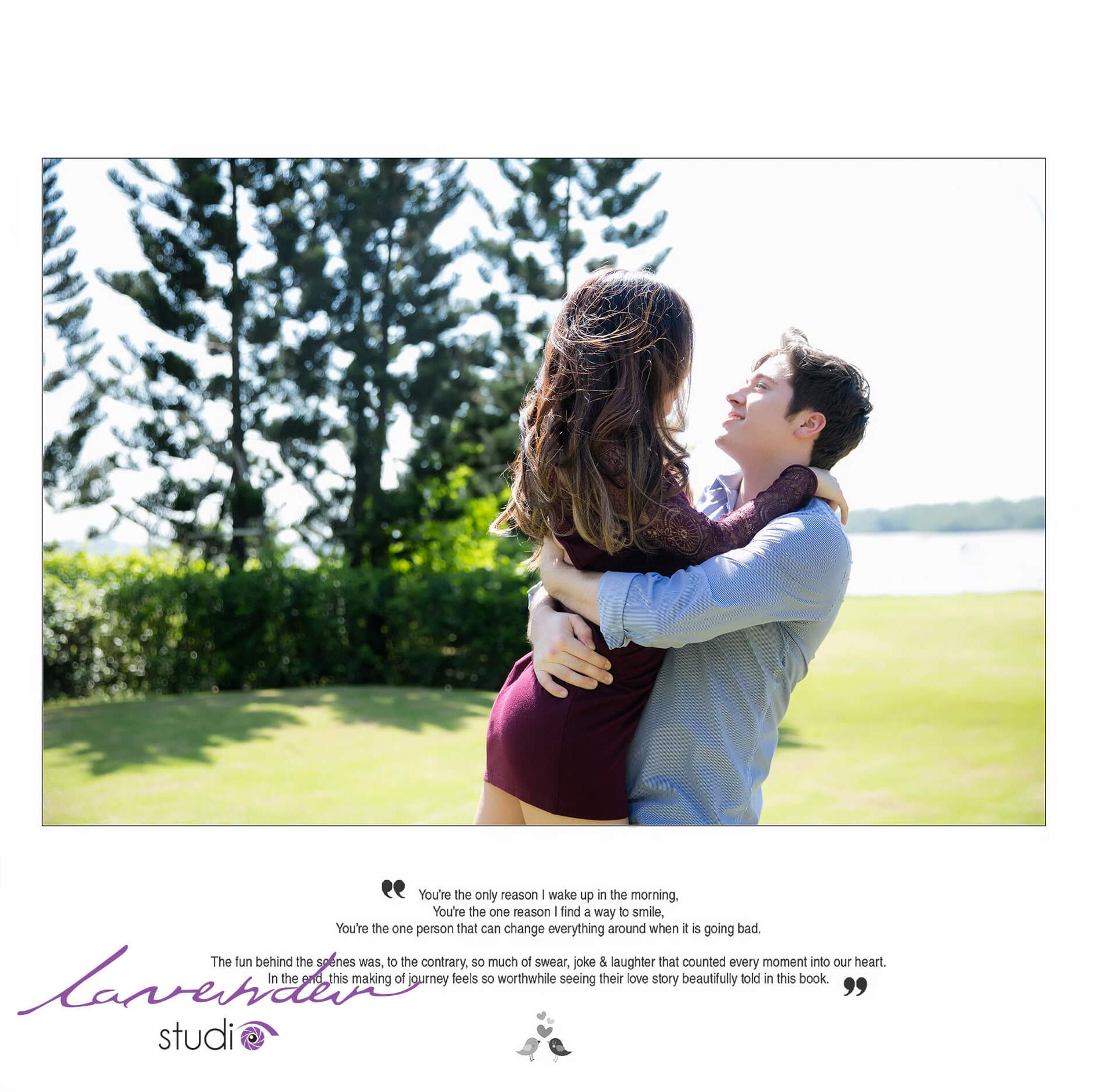 Lavender Studio chụp hình cưới ngoại cảnh