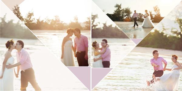Địa chỉ quảng cáo chụp hình cưới uy tín Tphcm