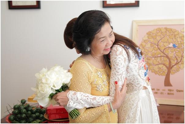 ảnh lễ cưới