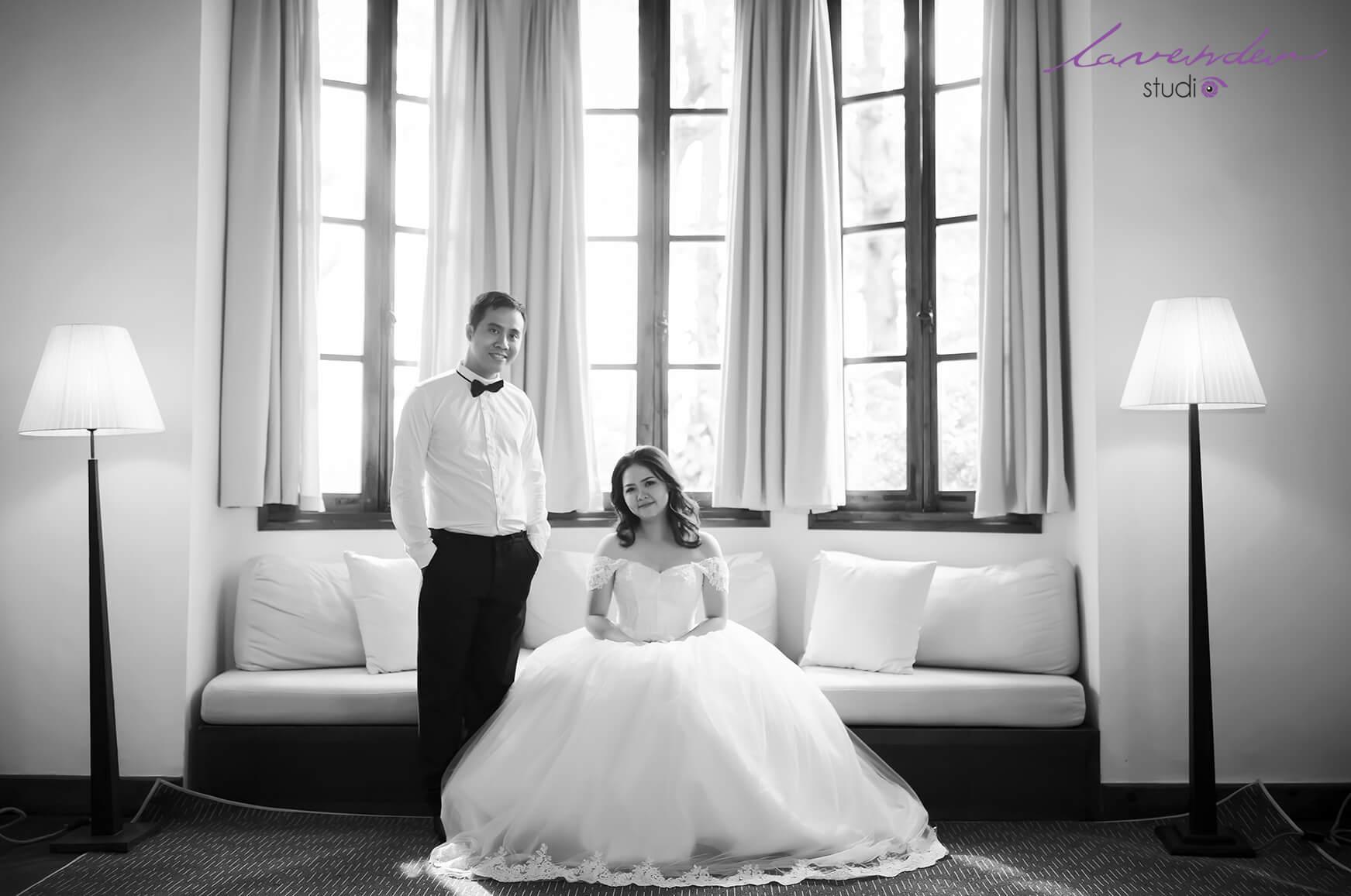 studio chụp ảnh cưới giá rẻ tại Đà Lạt