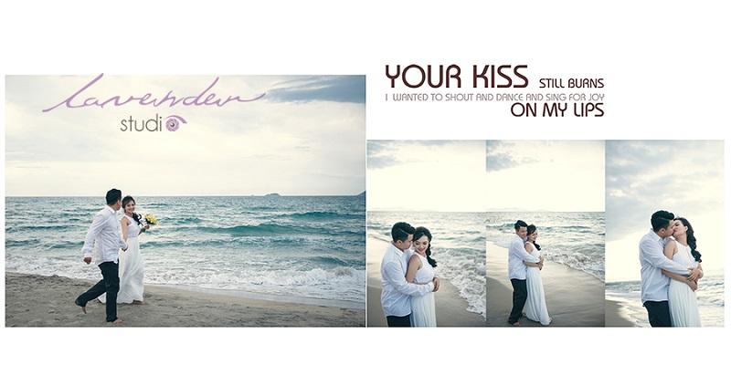 Chụp hình cưới biển ở đà nẵng rất đẹp