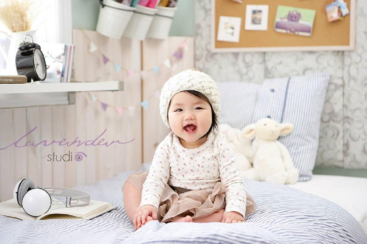 Dịch vụ chụp hình cho bé được nhiều cha mẹ quan tâm