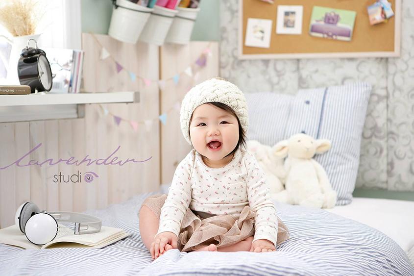 studio chụp hình đẹp cho bé TPHCM