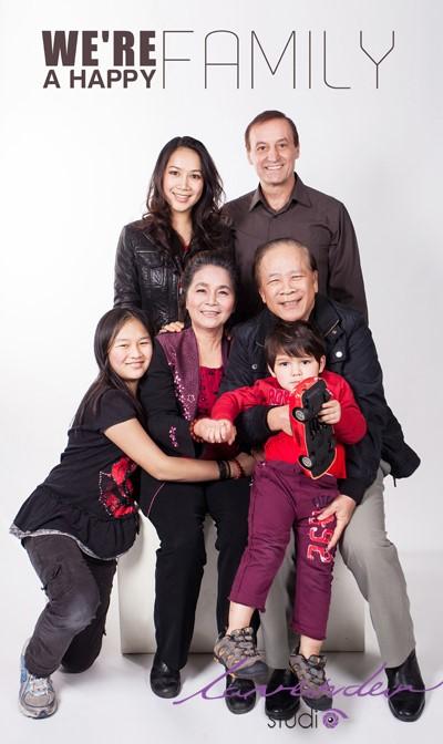 báo giá chụp hình gia đình