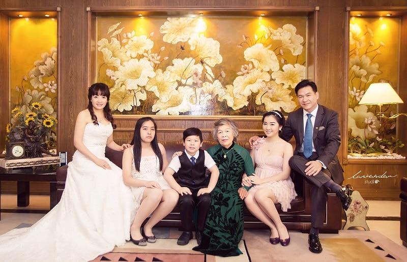 dịch vụ chụp hình Tết ở Sài gòn cùng lavender studio tphcm