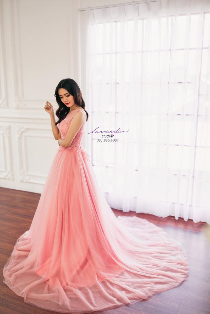 báo giá may váy cưới
