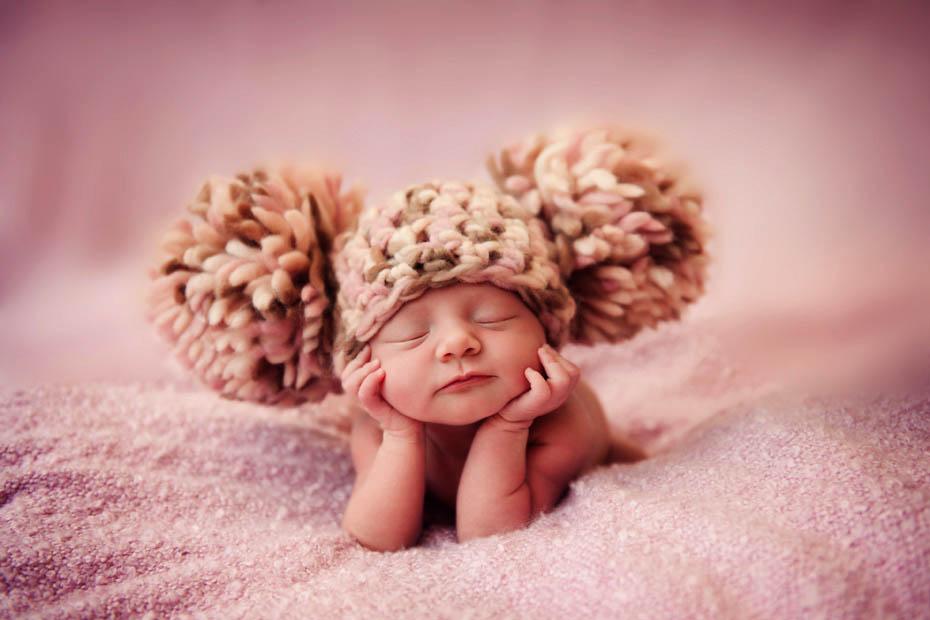 Lavender Studio chuyên chụp hình cho baby mới ra đời