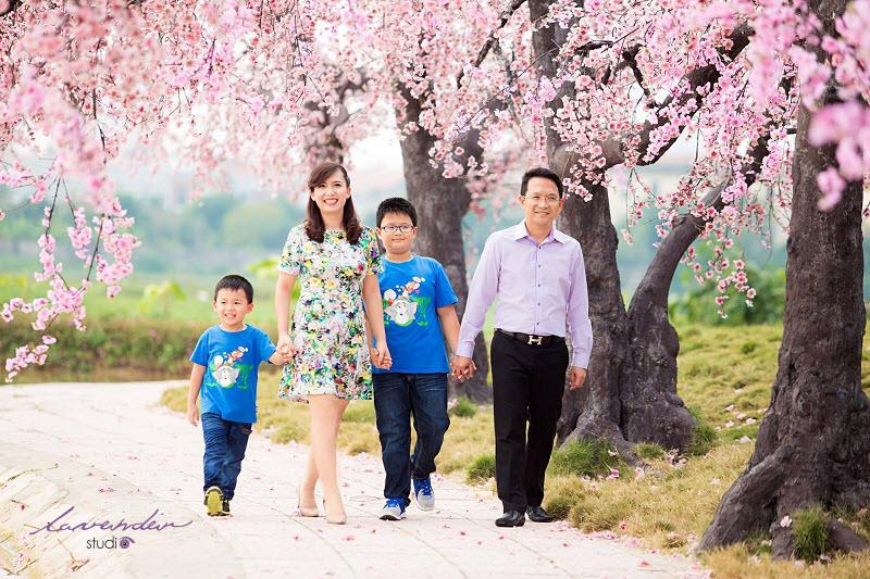 chỗ nào chụp hình gia đình uy tín