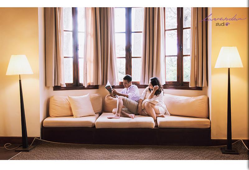 Chụp ảnh cưới Ana Mandara Đà Lạt