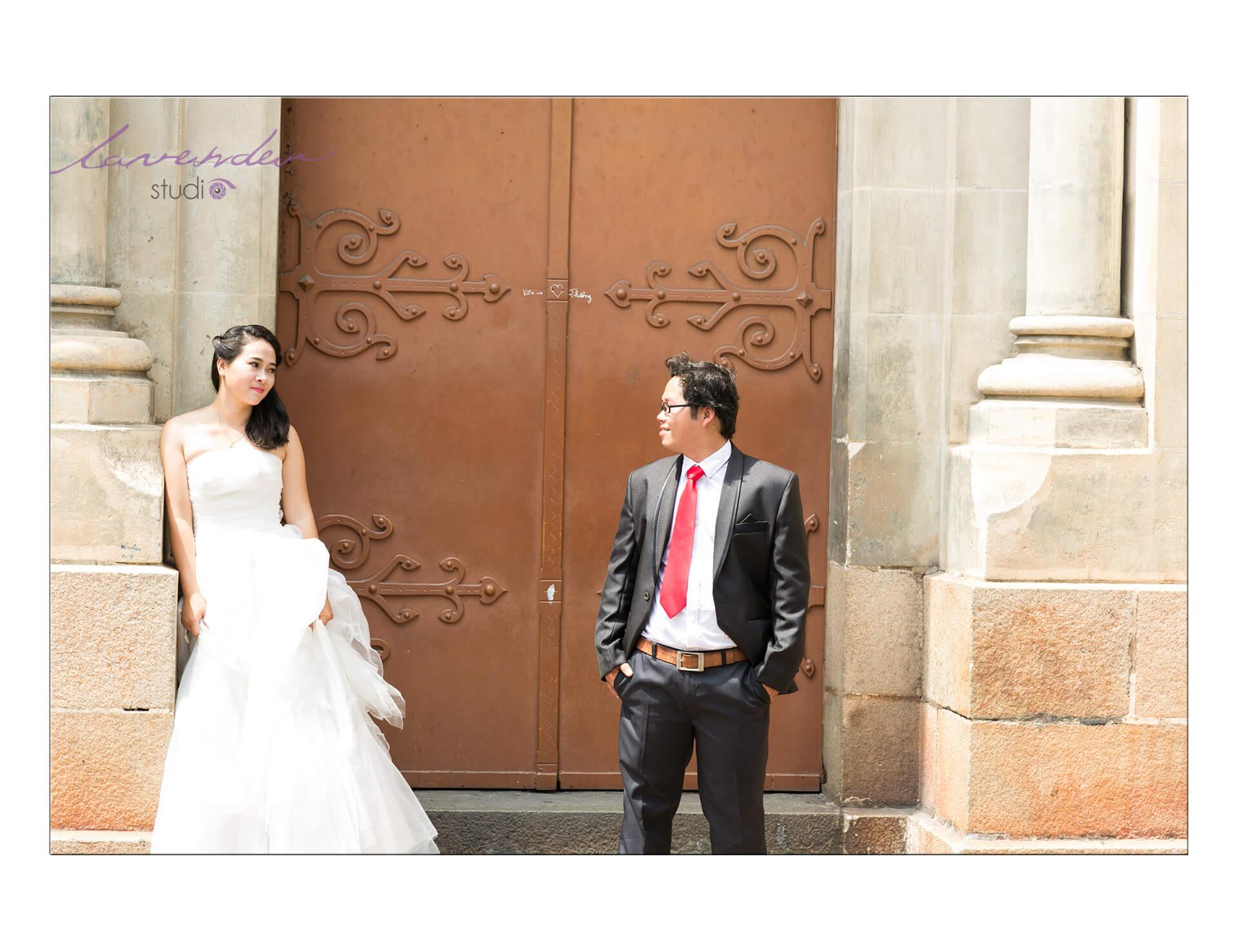 dịch vụ chụp ảnh cưới ở Sài gòn