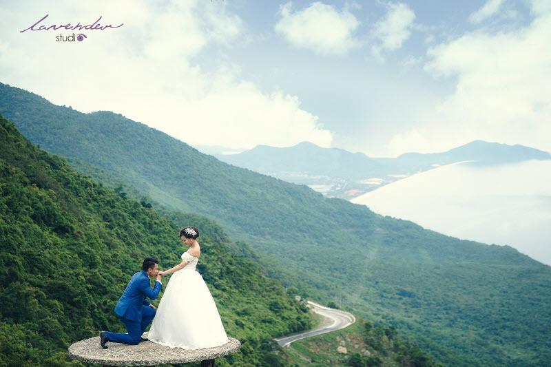 chụp ảnh cưới kết hợp nghỉ dưỡng ở đà nẵng