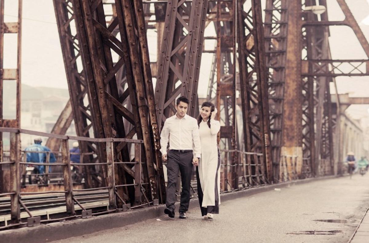 Concept chụp ảnh cưới phong cách Vintage