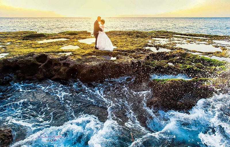 chụp ảnh cưới ở phan rang vĩnh hy