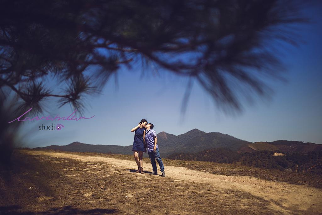 dịch vụ chụp ngoại cảnh rẻ và đẹp ở Đà lạt cùng Lavender studio