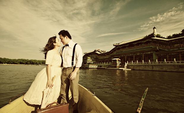 chụp ảnh cưới vintage