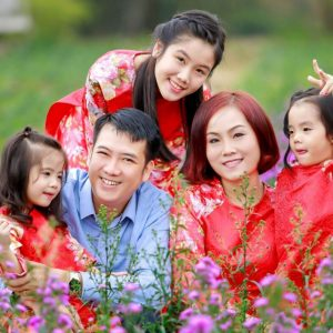 Chọn studio chụp ảnh gia đình ở Huế