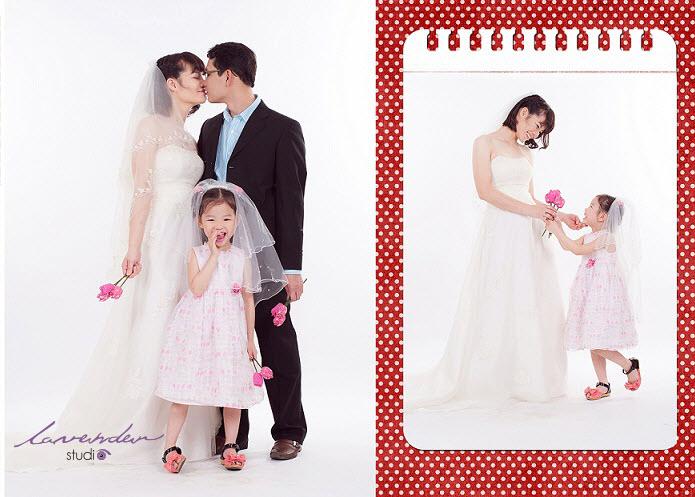 chụp hình kỷ niệm 5 năm ngày cưới