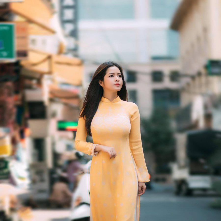 Dịch vụ chụp hình áo dài tại tp Hồ chí Minh