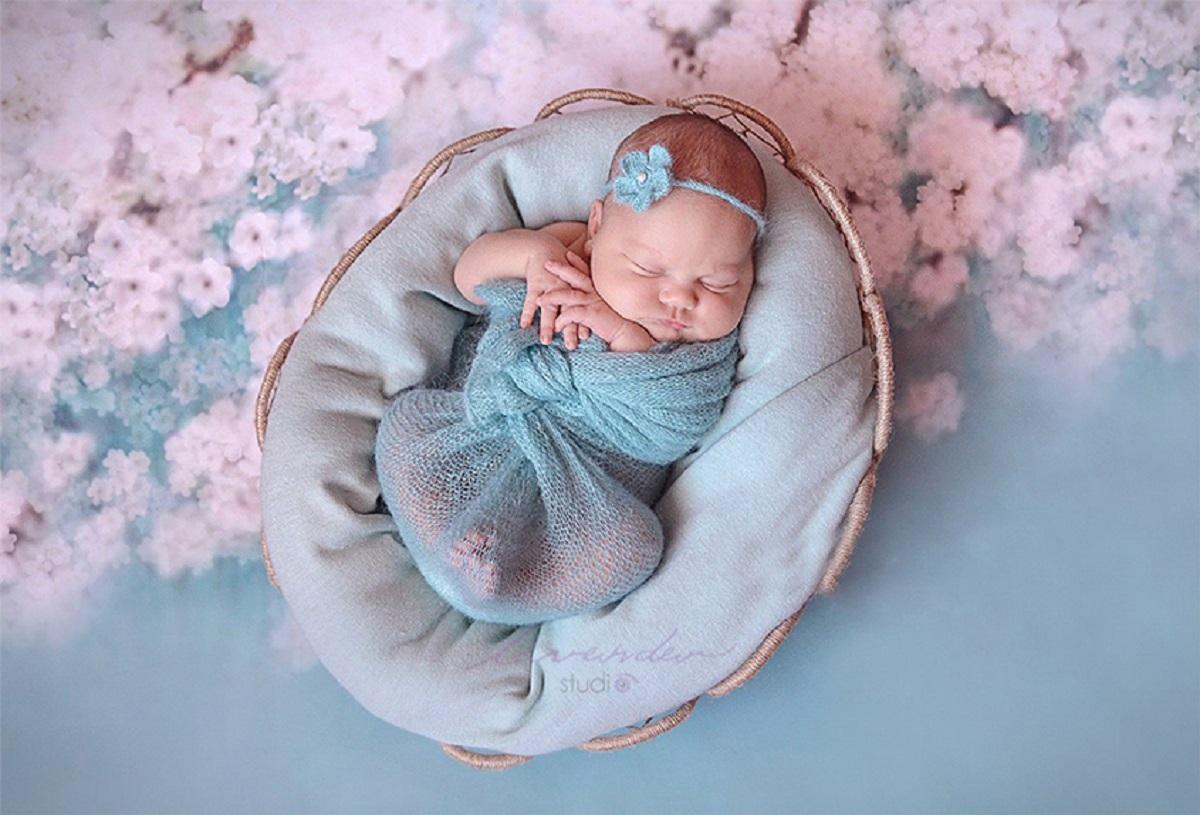Dịch vụ chụp hình sơ sinh cho bé chất lượng nhất