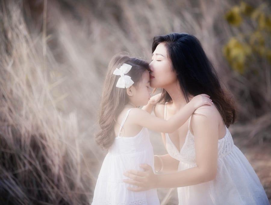 dịch vụ chụp hình cho mẹ và bé tại Đà Lạt