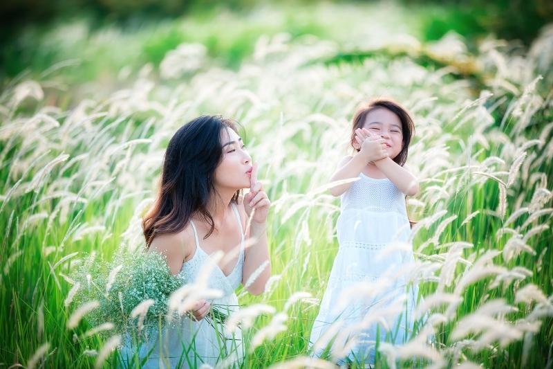 Gói chụp ảnh bé và mẹ tại Đà Lạt
