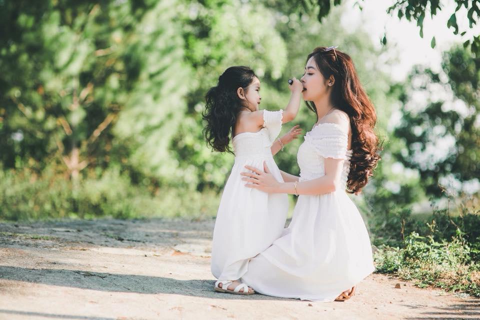 concept chụp ảnh mẹ và bé đẹp