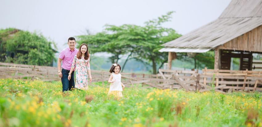 Tìm studio chụp hình mẹ và bé tại Đà Lạt
