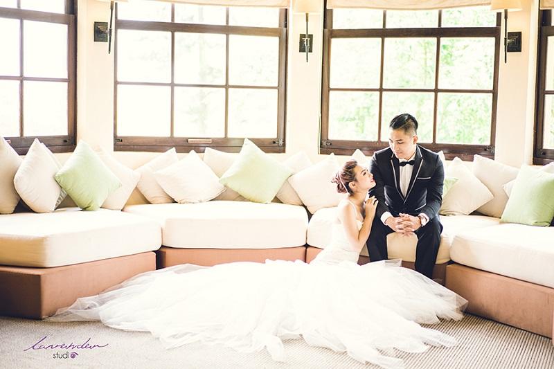 chụp hình cưới Ana Mandara Đà Lạt