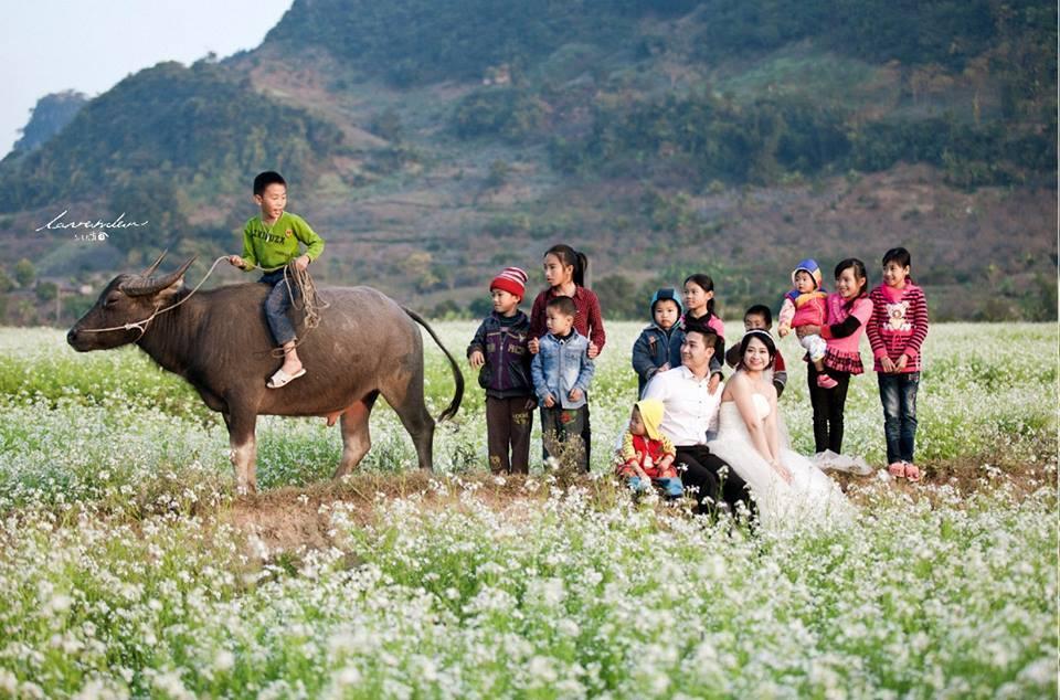 xu hướng chụp hình cưới nổi bật