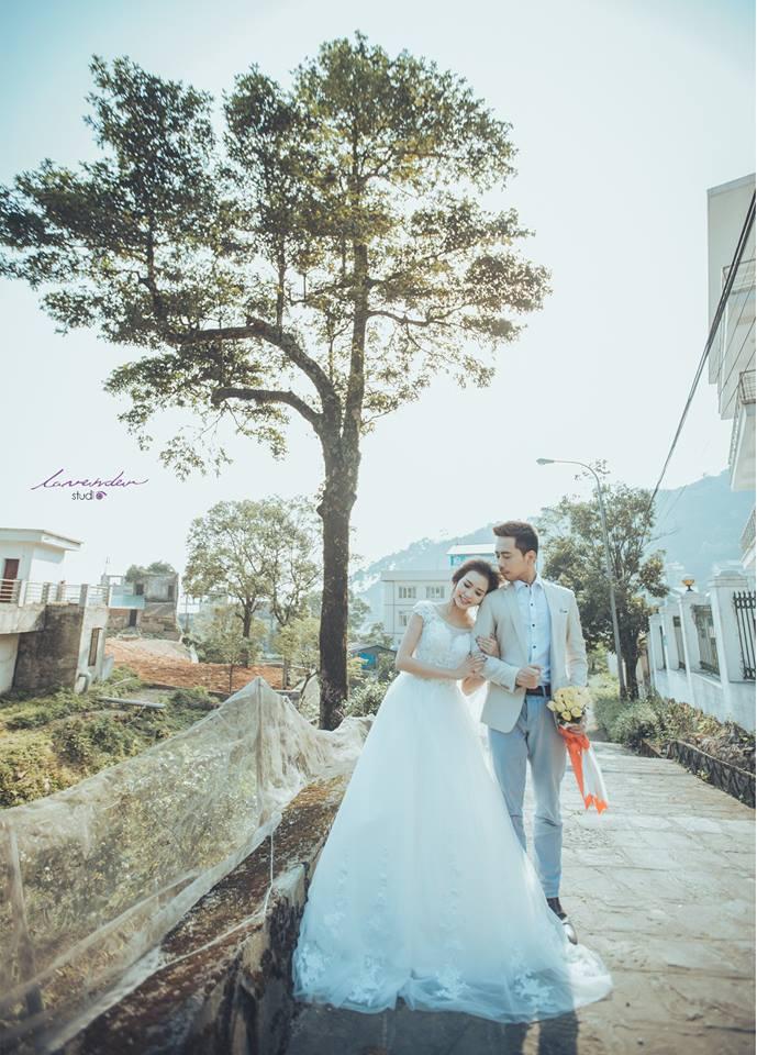 chụp hình cưới đẹp độc đáo