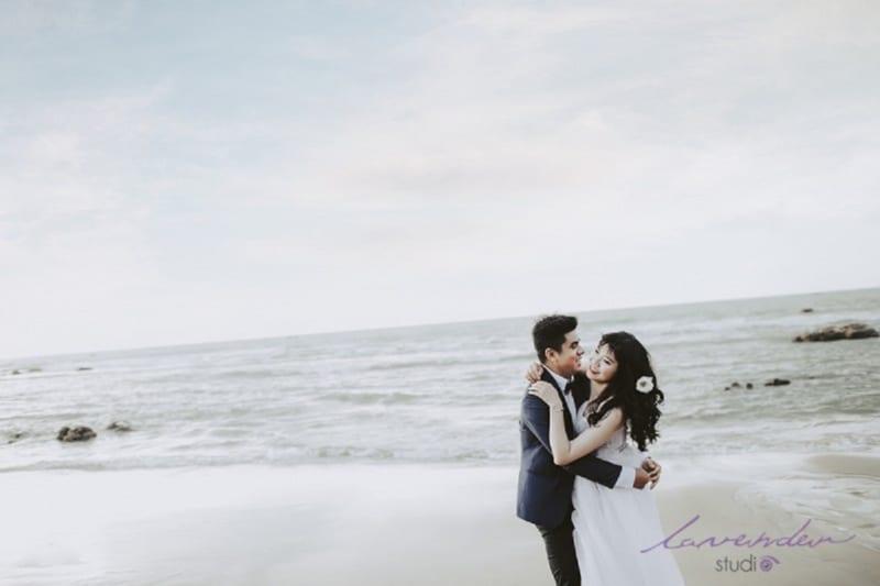 Dịch vụ chụp hình cưới ở Hồ Cốc