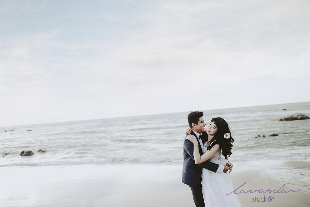Chụp hình cưới đẹp tại Hồ Cốc Long Hải