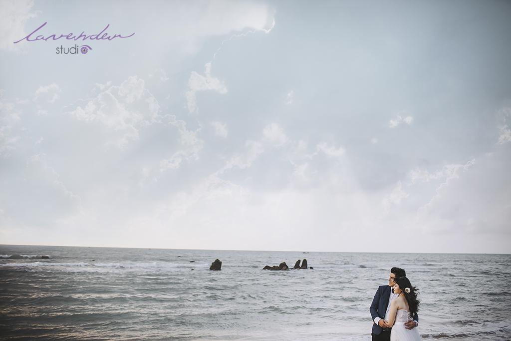 Album hình cưới Hồ Cốc đẹp