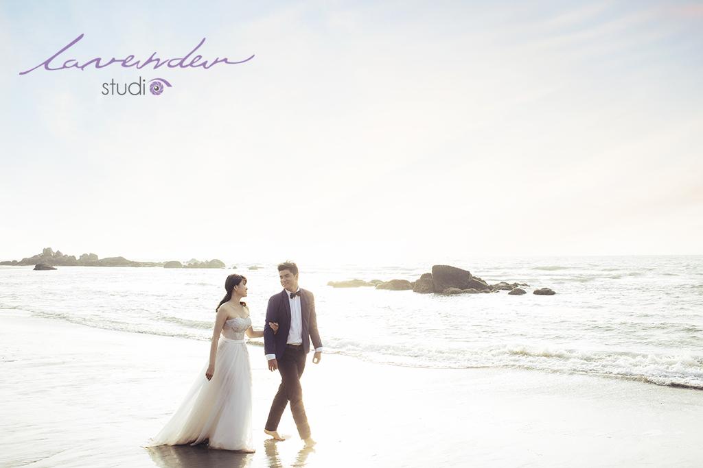 Studio chụp hình cưới ở Hồ Cốc đẹp